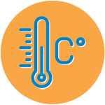 TEMPERATURE - Rug Cleaning Service Icon